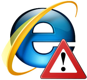 IE-warning