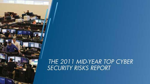 Top Cyber Security Risk