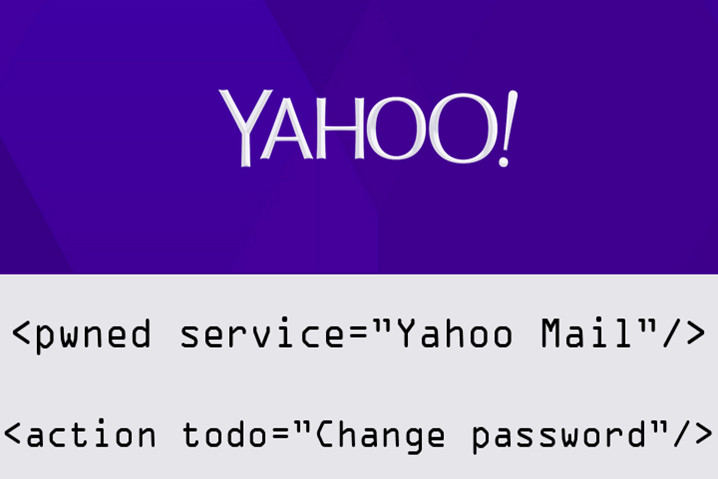 Yahoo-password